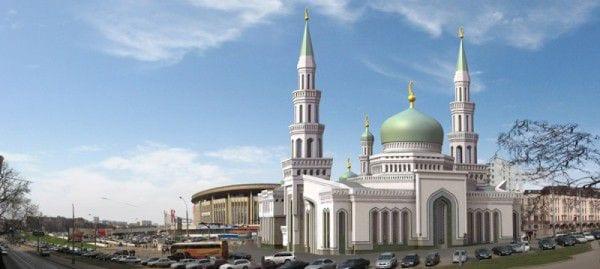 Экскурсия в Соборную мечеть в Москве