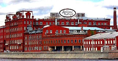 Экскурсия на фабрику шоколада Красный Октябрь