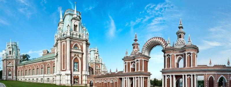 Экскурсия в музей-заповедник Царицыно
