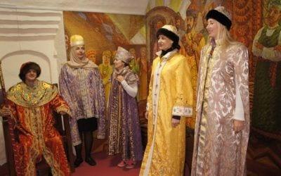 Экскурсия в Александров