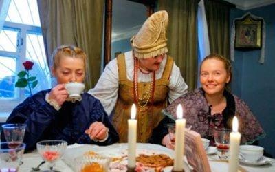 Экскурсии в Коломну: Музей пастилы