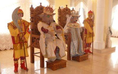 Экскурсия в Мышкин: Дворец мыши