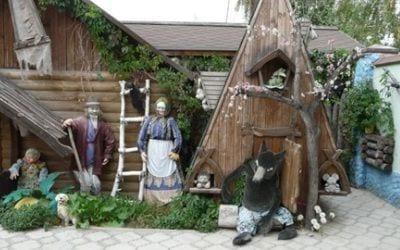 Экскурсия в Переславль-Залесский - музей Рождение сказки