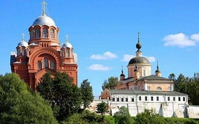 Экскурсия в Сергиев-Посад – Хотьково-Радонеж-Черниговский скит