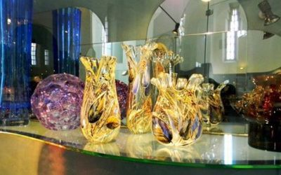 Экскурсии во Владимир - музей хрусталя, лаковой миниатюры и вышивки